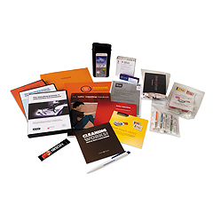 Safer injecting training pack