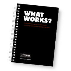 What Works? - The complete guide to injecting equipment