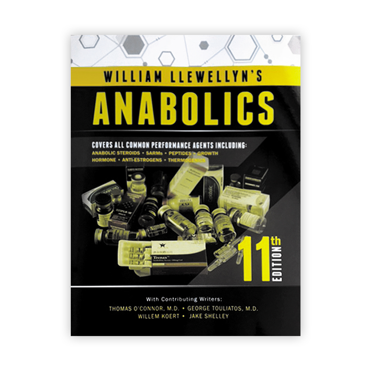 Anabolics 11th Edition by William Llewellyn (Temp out of stock)