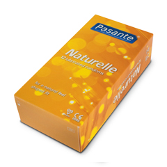 Pasante naturelle condoms (pack of 12)