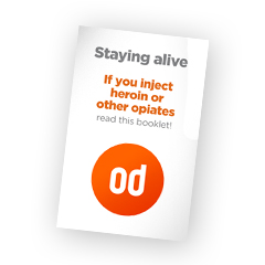 Staying alive: mini-booklet