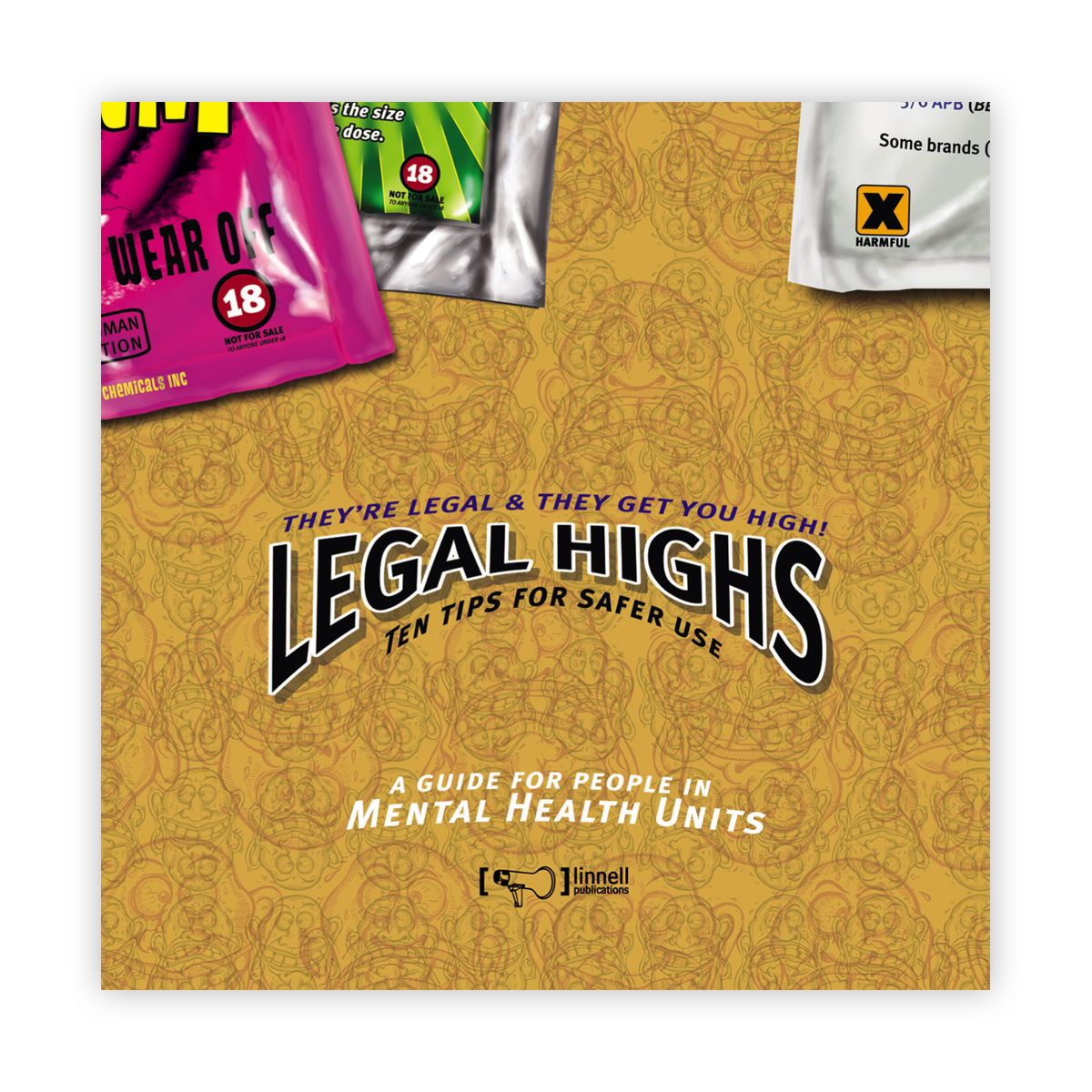 Legal Highs: a guide for people in mental health units – Being updated