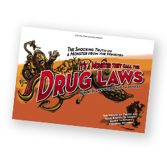 MoDA (Drug Laws) booklet