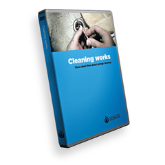 DVD: Cleaning works!