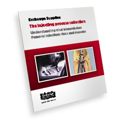 The injecting process collection: 2 DVDs in 1