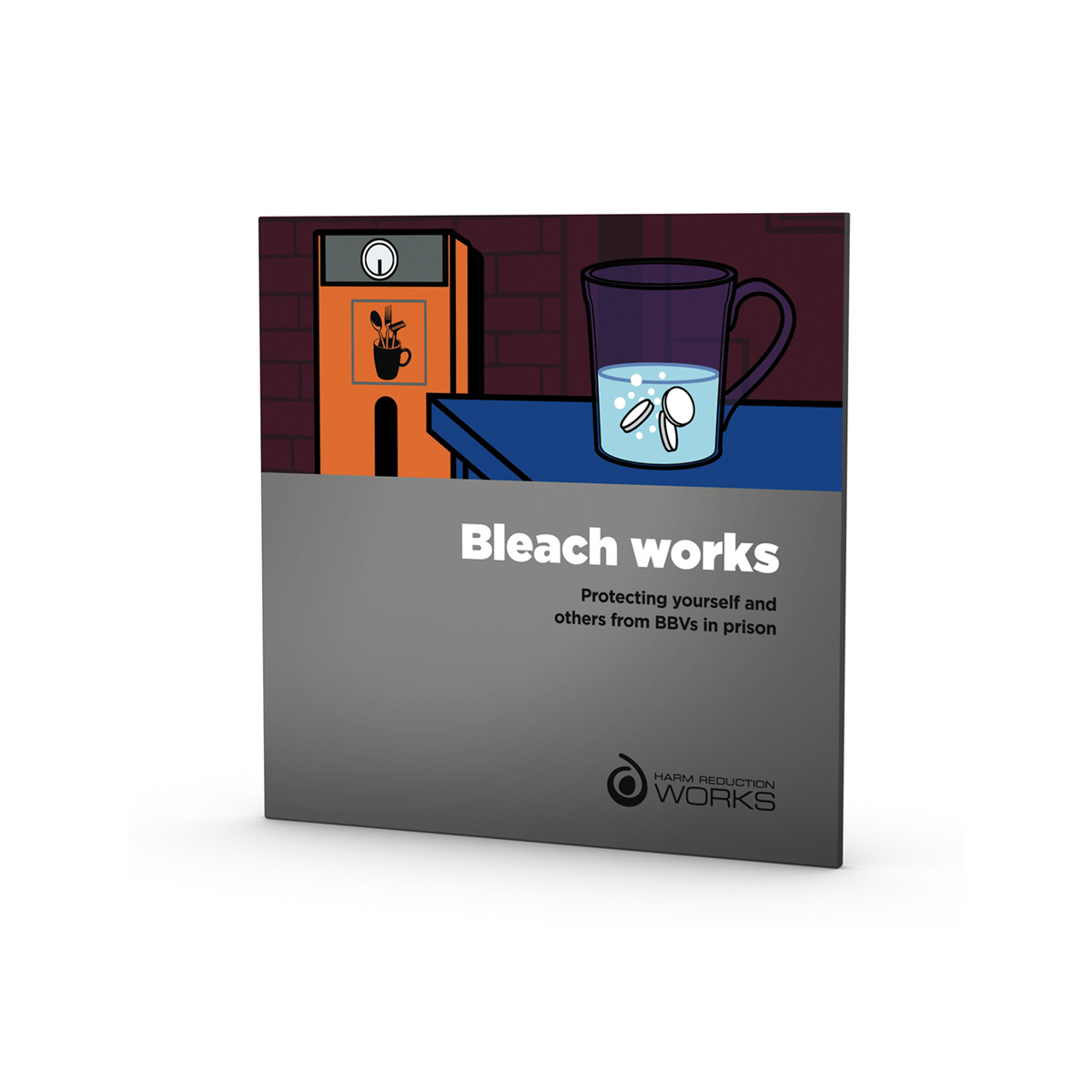 Bleach Works (card case - discontinued)