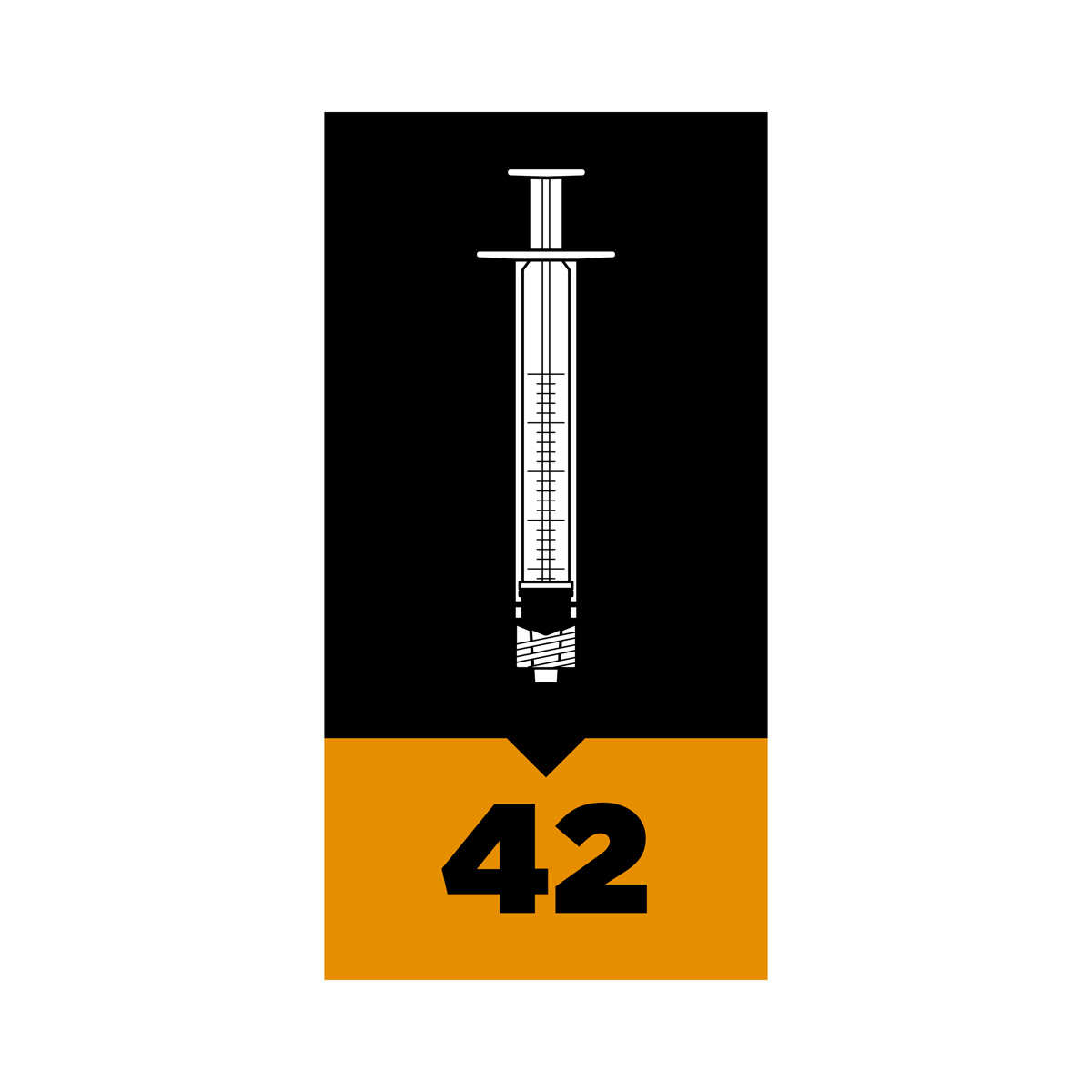Steroid 12 week cycle kit | 42 syringes