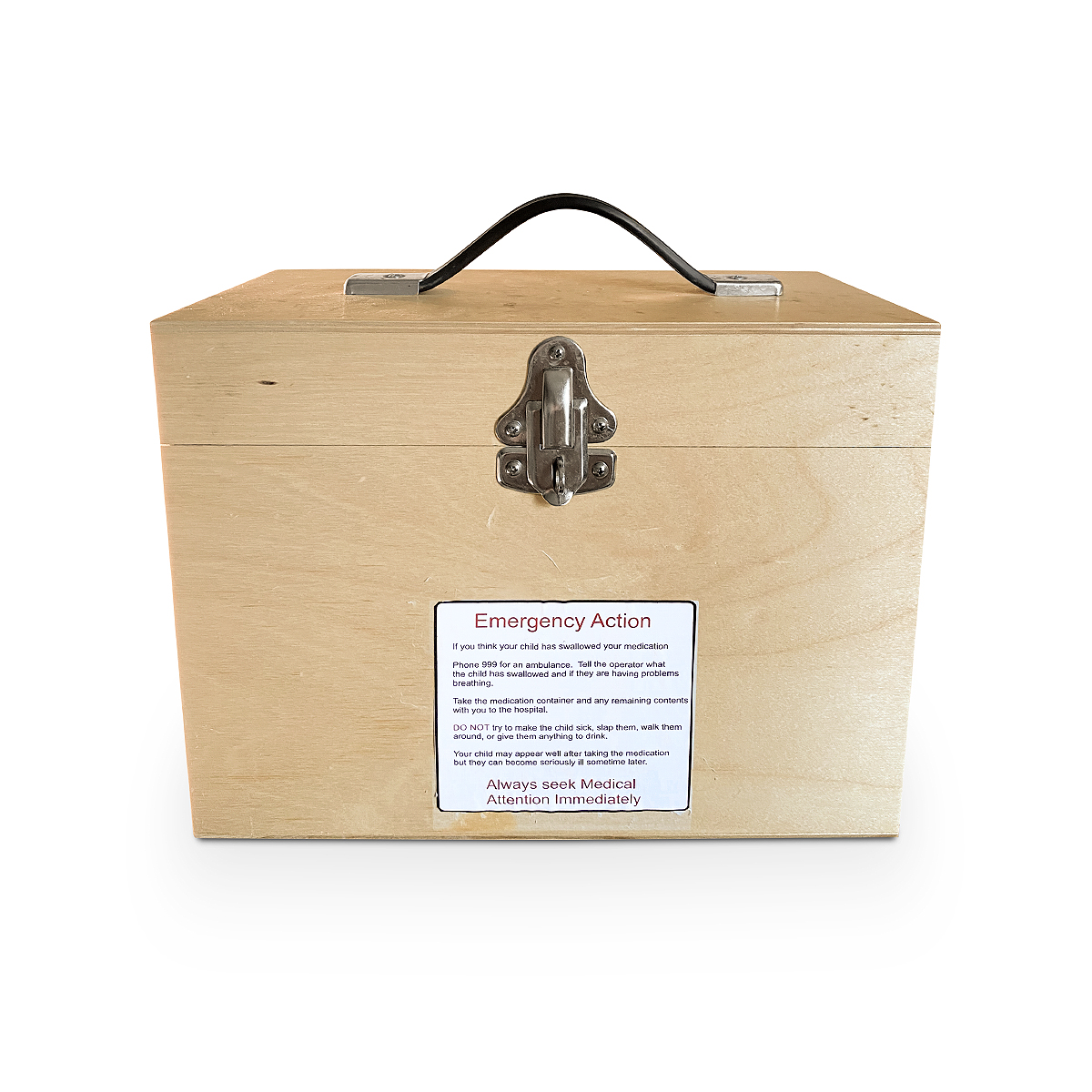 Methadone Storage Box - Large