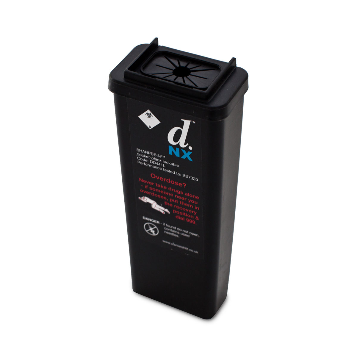 Daniels 0.5L Pocket bin ( temp out of stock)
