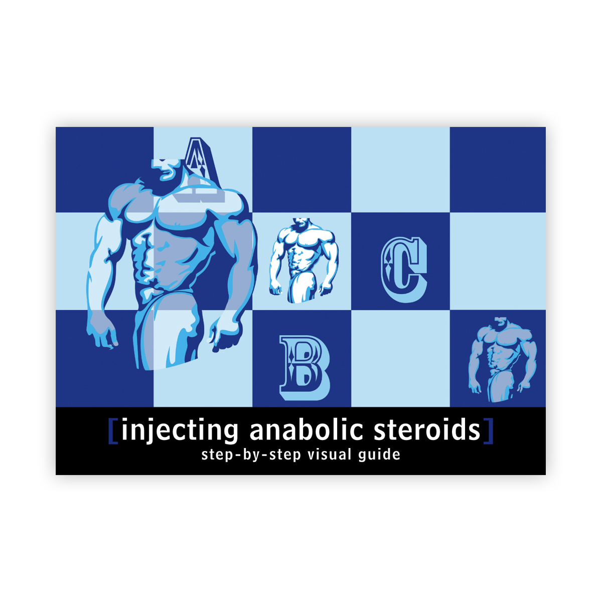 Injecting anabolic steroids