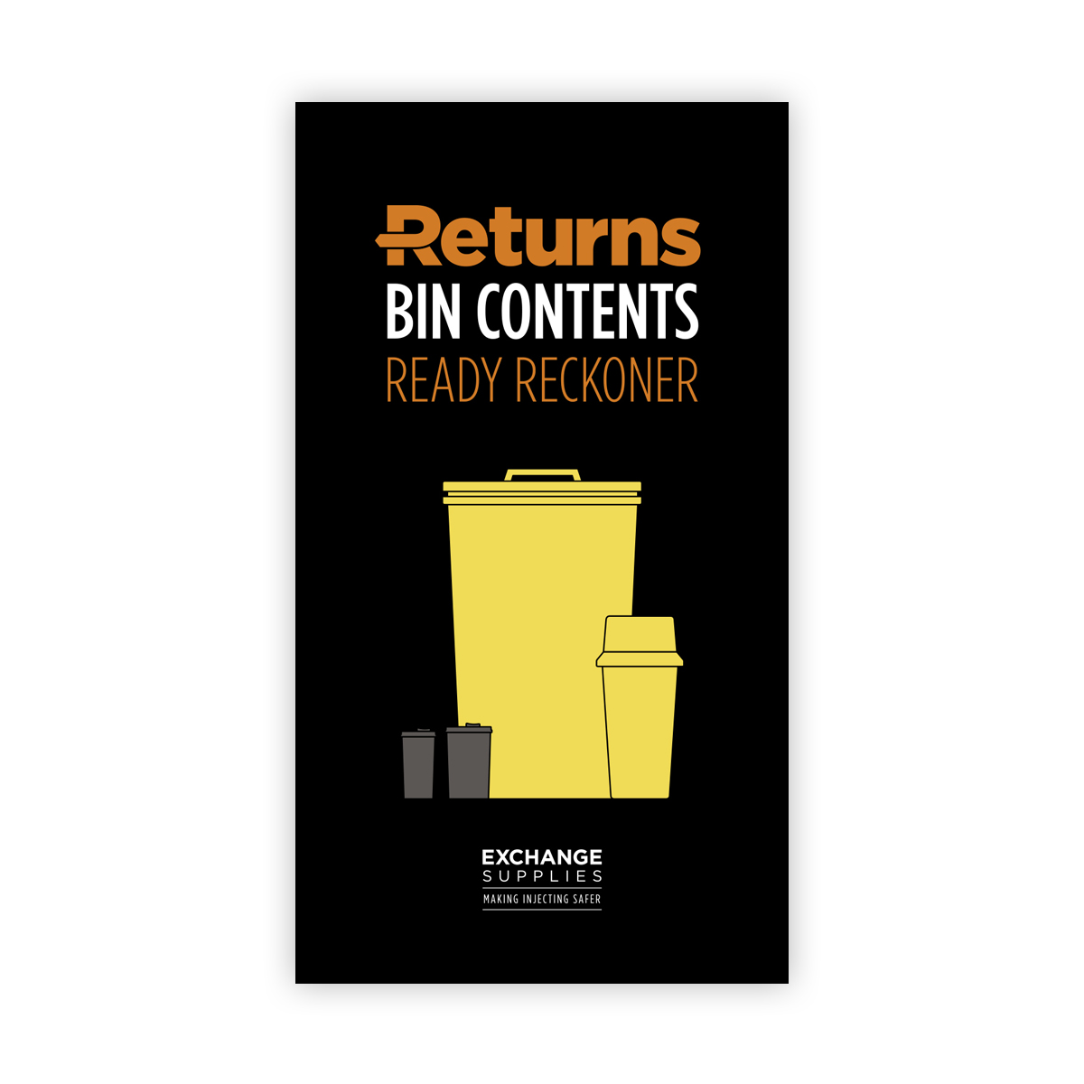Bin contents ready reckoner