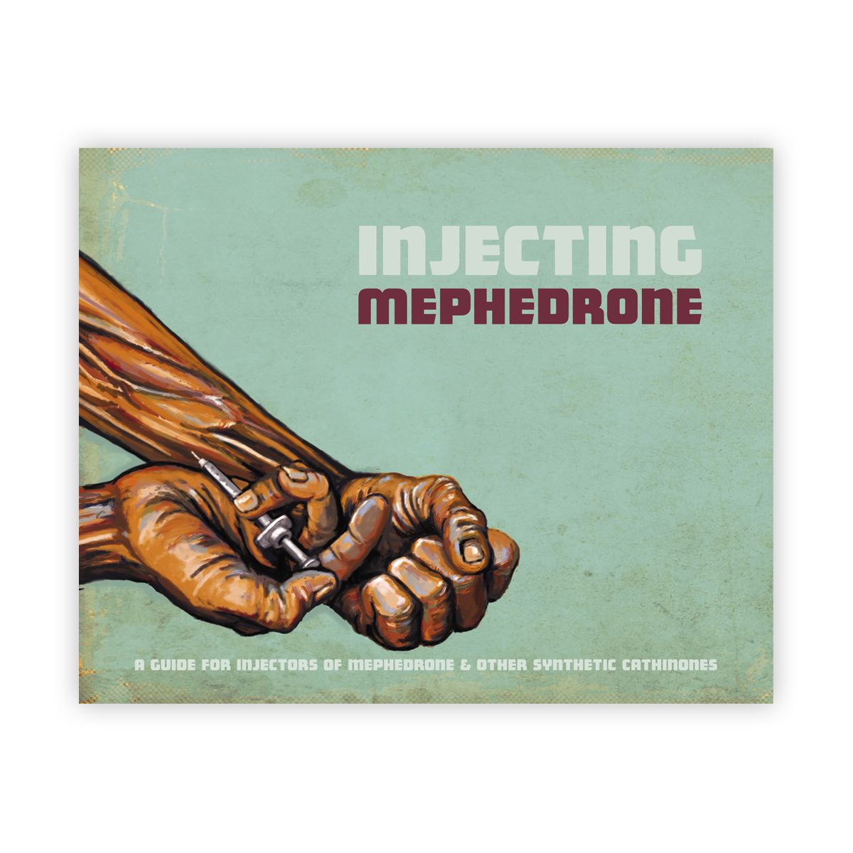 Injecting Mephedrone