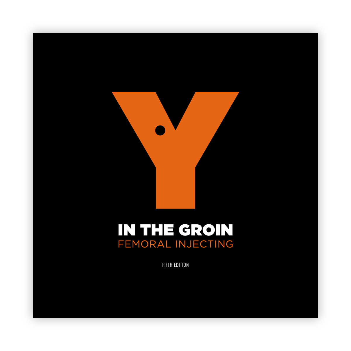 'In the groin' booklet