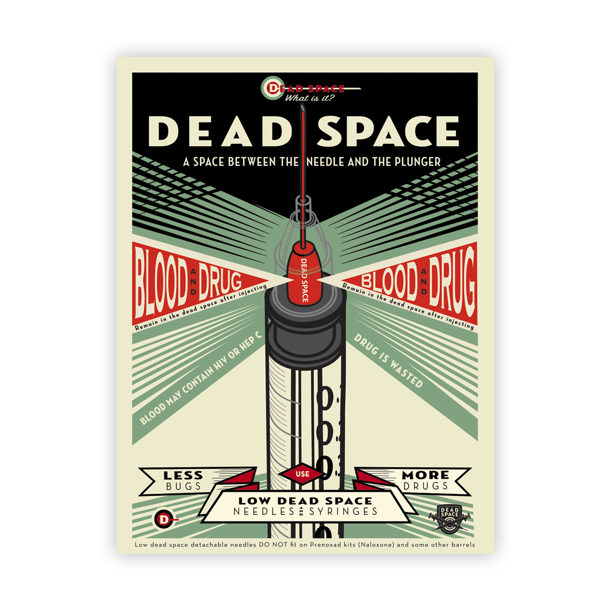 Dead space - what is it? poster